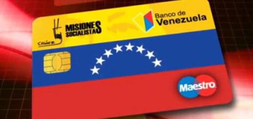 Tarjetas de Misiones Socialistas, familias más necesitadas en situación de pobreza extrema |Foto archivo