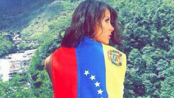Stefanía Fernández, ex miss Universo venezolana| Foto archivo