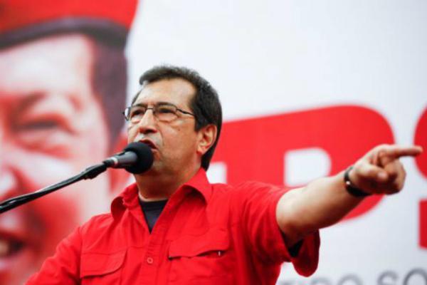 Adán Chávez, ministro de Cultura |Imagen de Referencia