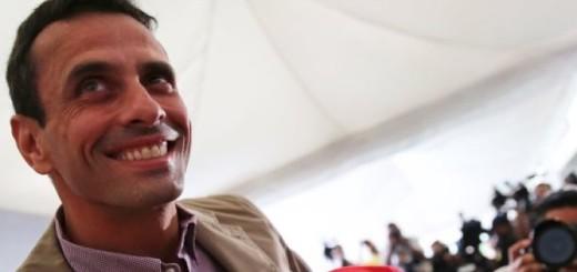 Capriles rie