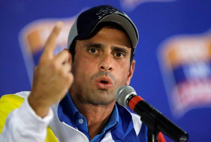 Henrique Capriles | Foto: Archivo