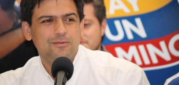 Alcalde Carlos Ocariz  Foto: yoyopress