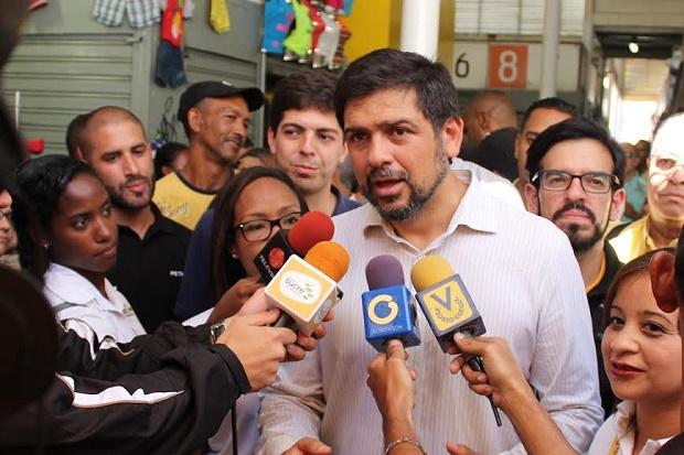 Alcalde Carlos Ocariz| Foto: Archivo