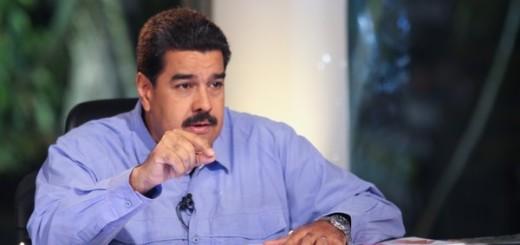 Nicolás Maduro| VTV