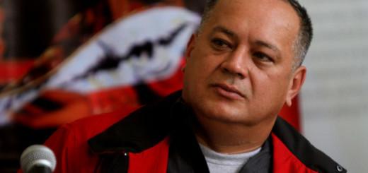 Diputado Diosdado Cabello | Foto: archivo
