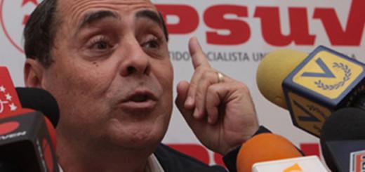 Héctor Navarro, ex ministro de Chávez | Foto: Archivo