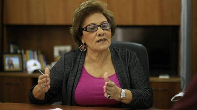 PJ desmiente que destitución de Helen Fernández fuese por intereses políticos   Referencial
