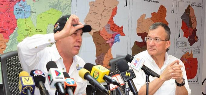 Henri Falcón reunió con el ex presidente Oscar Arias