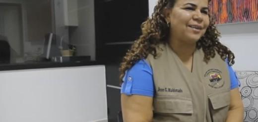 Ministra de Servicios Penitenciarios, Iris Varela| Foto: archivo