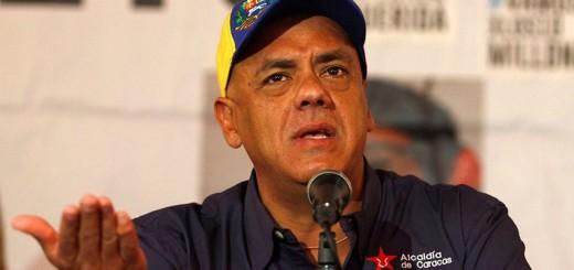 Jorge Rodríguez | Imagen de referencia