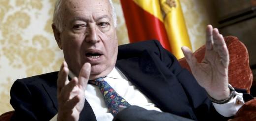 José Manuel García Margallo, ministro de Asuntos Exteriores de España