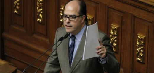 Presidente  Julio Borges|elvenezolano