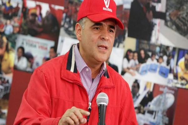Manuel Quevedo, Ministro de Vivienda y Hábitat   Foto: Archivo