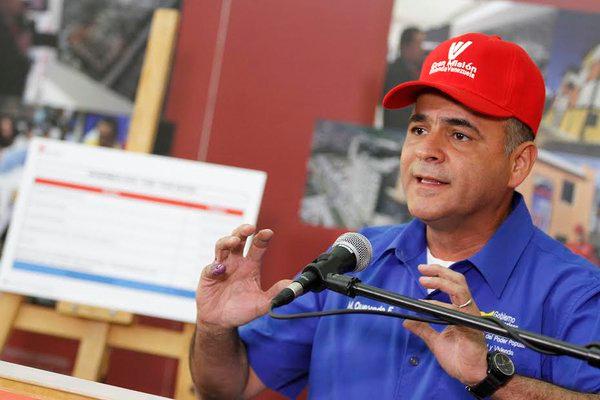 Manuel Quevedo, presidente de PDVSA | Foto: Archivo