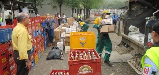 Incautan 5 toneladas de pollo de contrabando en Cúcuta