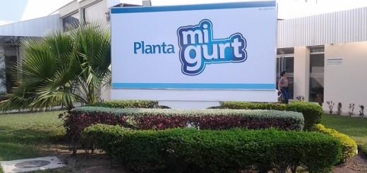 Planta MiGurt| Foto: EstamosEnLínea