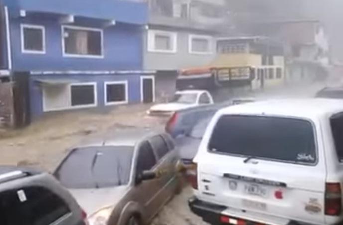 Río Guarenas| Captura de Vídeo