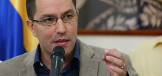 Jorge Arreaza| Foto: Archivo