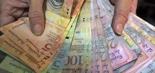billetes del cono monetario venezolano | Imagen de Referencia