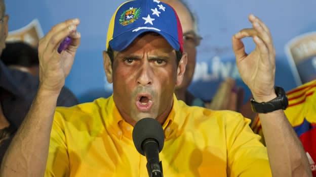 Henrique Capriles Radonski| Foto: Archivo