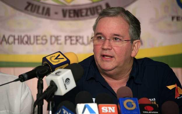 Francisco Martínez, Presidente de Fedecámaras | Foto: Cortesía