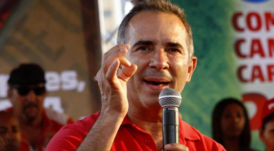 Freddy Bernal anunció la intervención de Hidrofalcón | Foto: Archivo