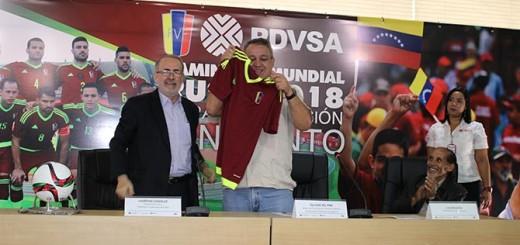 """Los """"líos"""" entre Pdvsa y la FVF / Imagen de referencia"""