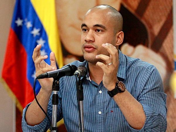 Héctor Rodríguez, diputado de la Asamblea nacional|Imagen de Referencia