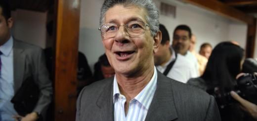Henry Ramos Allup, presidente de la Asamblea Nacional | Foto: archivo