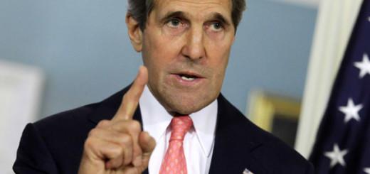 John Kerry, | Foto: Archivo