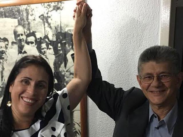 Nueva gobernadora del estado Delta Macuro Larissa González| Foto: Archivo