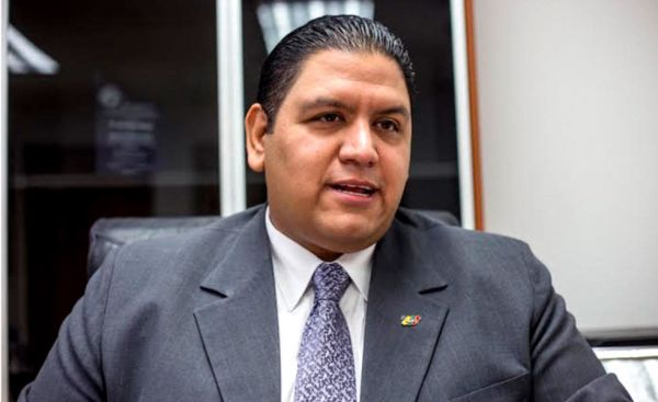 Rector del CNE, Luis Emilio Rondón | Imagen referencial