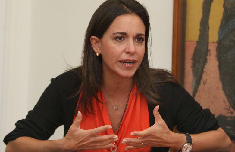 María Corina Machado | Foto: Archivo
