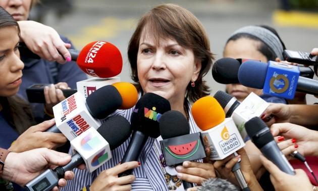 Mitzy Capriles de Ledezma| Foto: Archivo