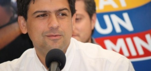 Carlos Ocariz, Alcalde del municipio Sucre | Foto: Archivo