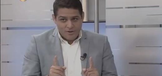 Diputado José Manuel Olivares | Imagen: Captura