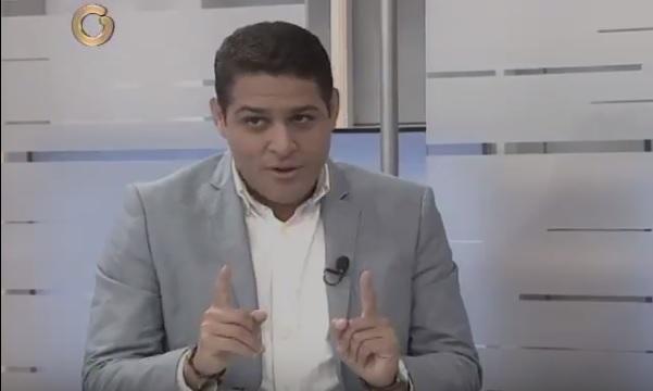 Entrevista al Diputado José Manuel Olivares | Imagen: Captura