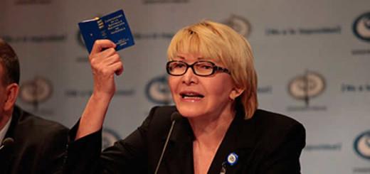 Luisa Ortega Díaz|Foto: vertvnoticias