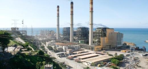 planta termoeléctrica de Tacoa