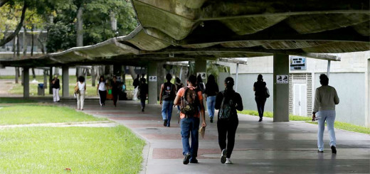UCV  |Foto referencial