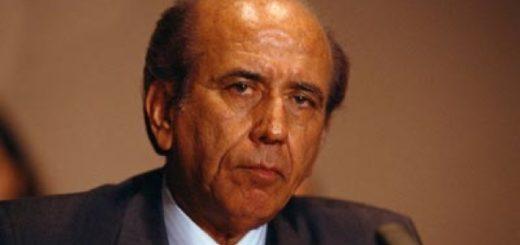 Ex presidente Carlos Andrés Pérez| Foto: Archivo