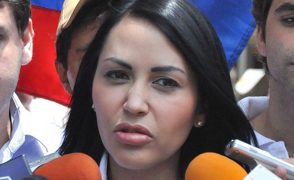 Diputada Delsa Solórzano| Foto Archivo