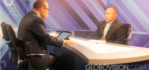 Diputado Yahir Muñoz en Vladimir a la 1 | Crédito: Globovisión