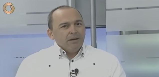 Diputado a la Asamblea Francisco Torrealba