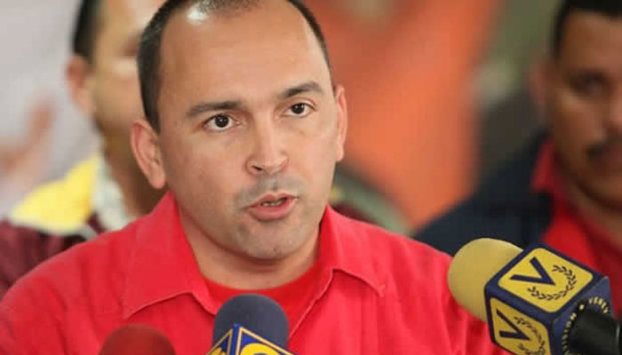 Diputado Francisco Torrealba | Foto: Cortesía