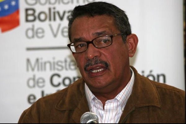 Jorge Luis García Carneiro, gobernador de Vargas | Foto: Archivo