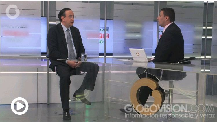 Jesús María Casal, abogado constitucional | Crédito: Globovisón