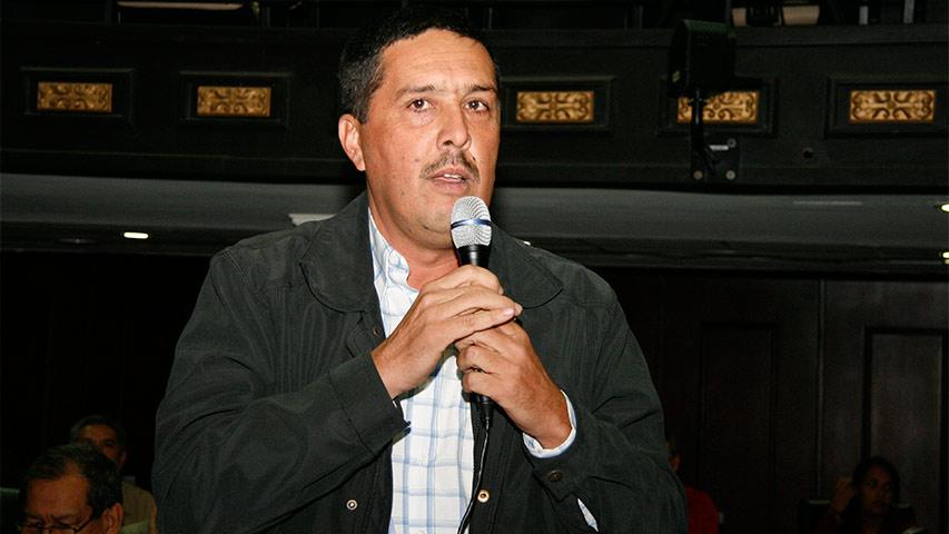 Diputado Ramón Lobo | Foto: Archivo