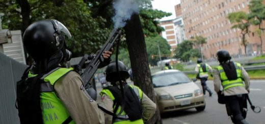 Manifestación de oposición/Crédito: Reuters