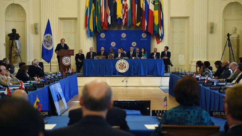 El Secretario de la OEA,Luis Almagro, invocó la Carta Democrática sobre Venezuela el pasado 31 de mayo